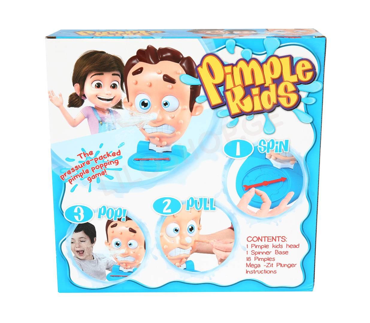 სამაგიდო თამაში Pimple Kids 27217 - LILOSHOP.GE