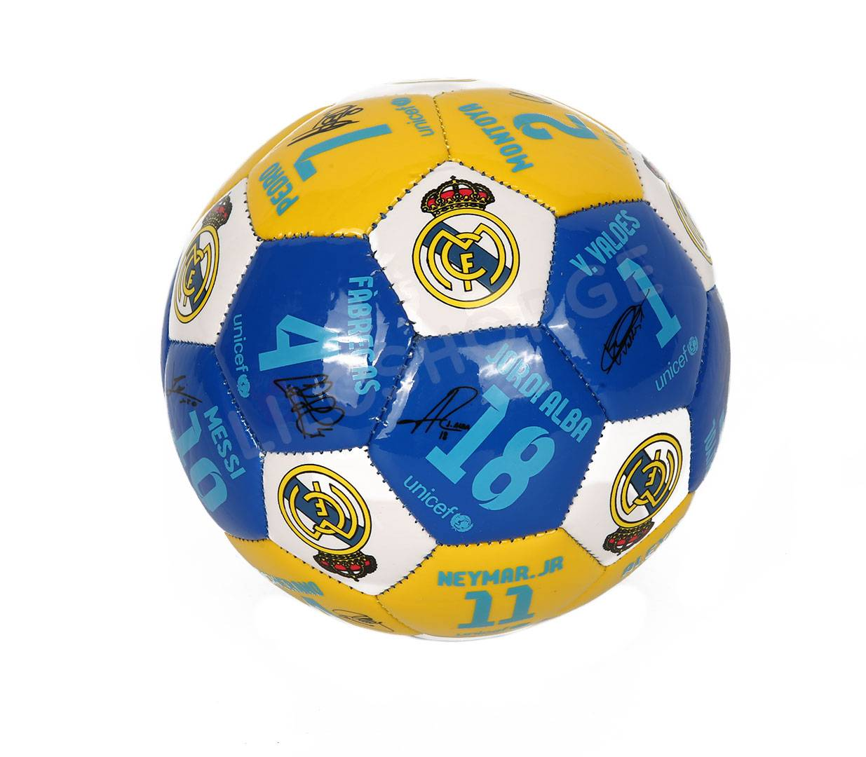 მინი ბურთი Real Madrid 28185 - LILOSHOP.GE