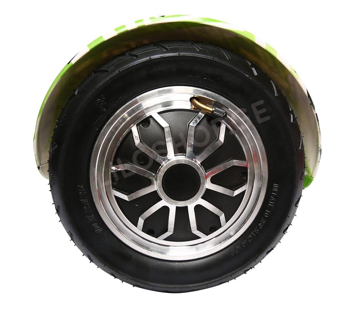 ჰოვერბორდი 10 Inch მწვანე ფერის 30718 - LILOSHOP.GE