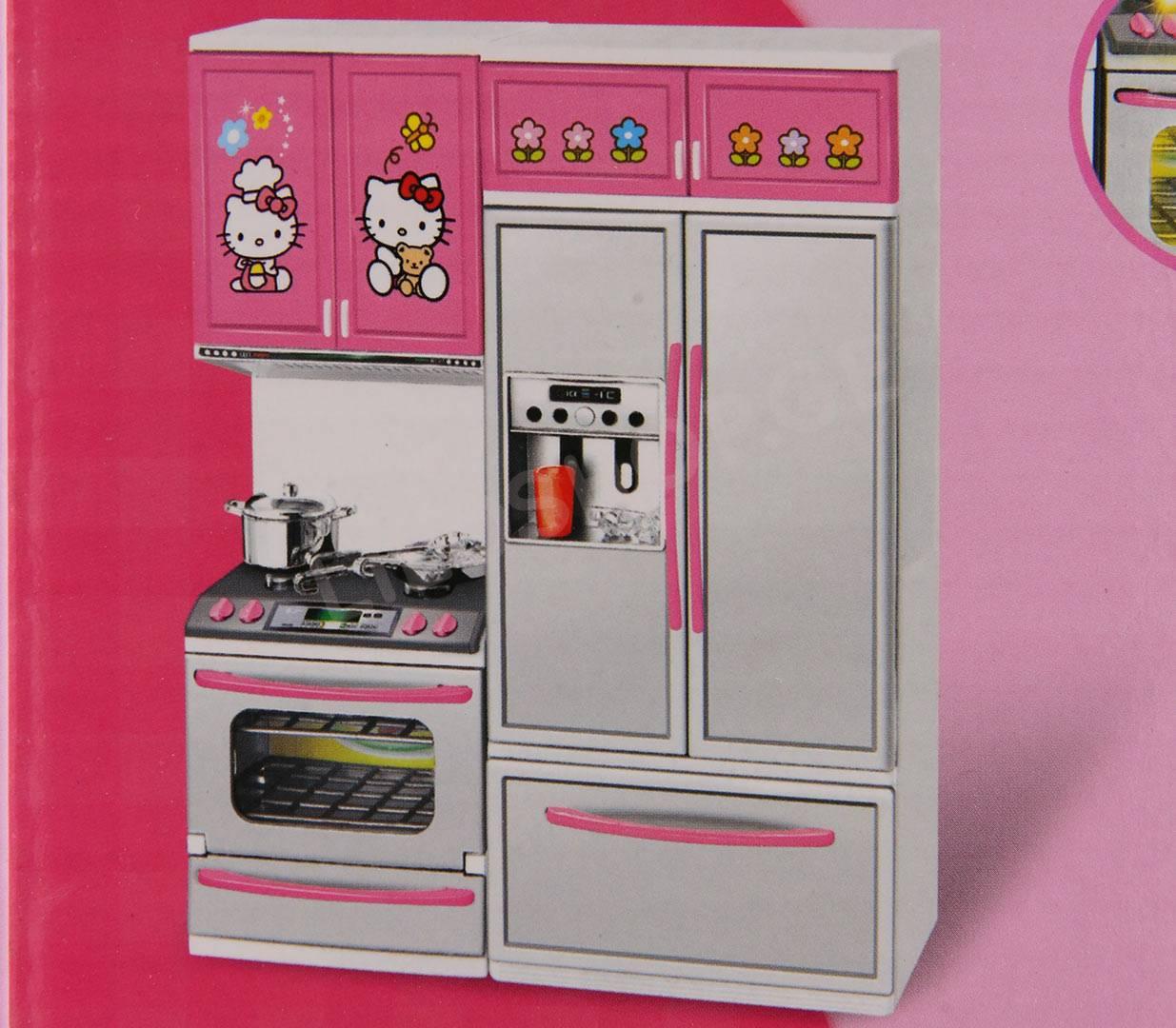 სათამაშო სამზარეულო Hello Kitty 35763 - LILOSHOP.GE